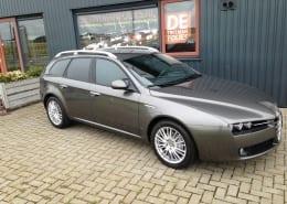 Alfa Romeo 159 blindering ramen 02