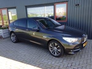BMW 5GT blindering ramen