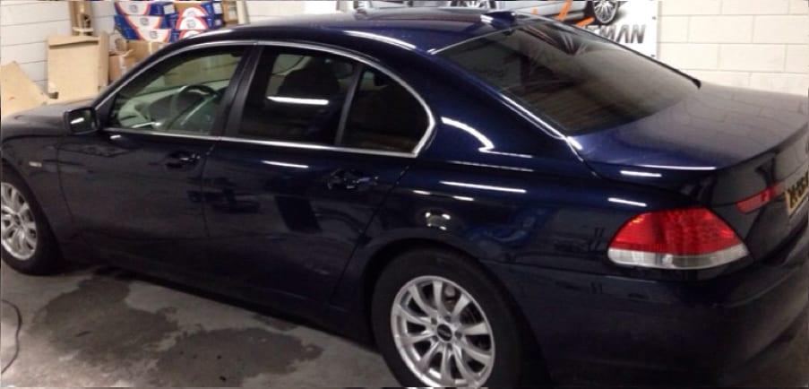 BMW 7-serie blindring ramen 02