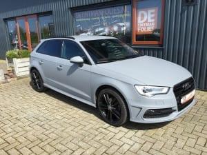 Audi A3 mat grijs Fajah Lourens killerbody-12