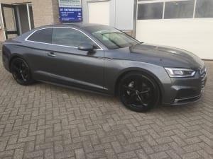Audi A5 blindering ramen-8