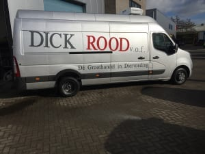 Dick Rood reclame