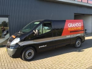Grando Keukens reclame-2