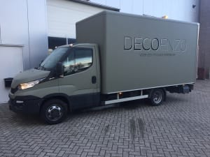 Iveco Daily wrap Avery Khaki Green Deco Enzo-3