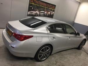 Lexus blinderen ramen