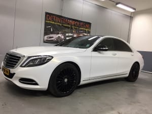 Mercedes S wrap wit 1080-sp240 Satin Frozen Vanilla-7
