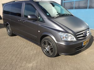 Mercedes Vito Wrap !080-S261 Satin Dark Grey-3
