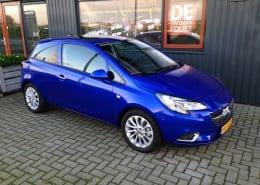 Opel Corsa blauw glans 1080-g378 Gloss Blue Raspberry-5