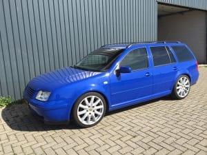 VW bora blinderen ramen-1